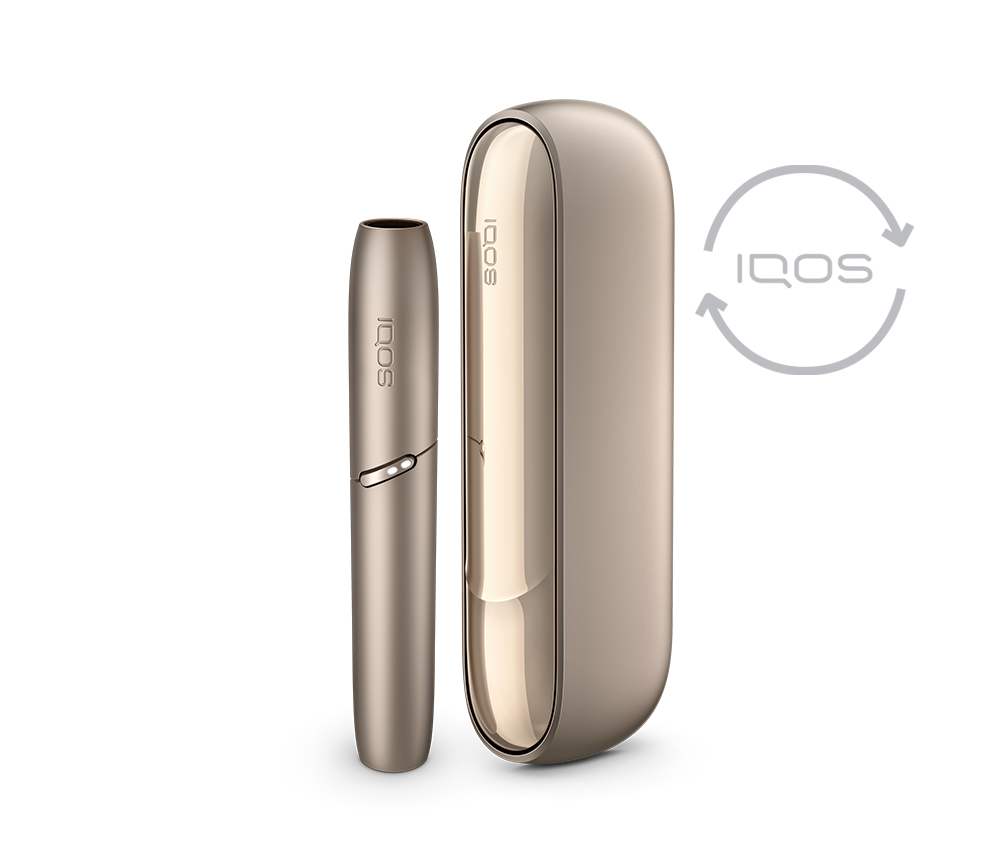 Try the IQOS Duo 3 refreshed device